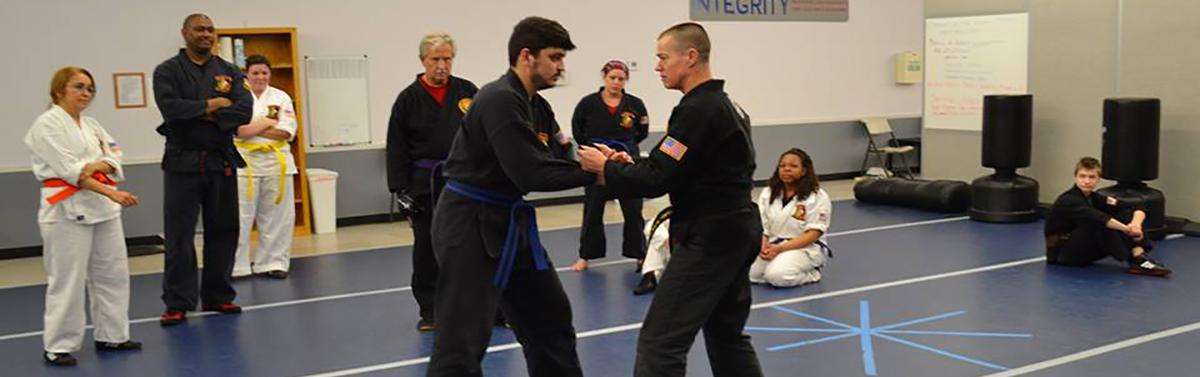 Permalink to: Combat Hapkido